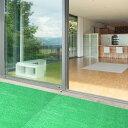 人工芝 ロールタイプ 91cm×178cm 日本製 DIY 簡単施工 庭 ベランダ テラス ガーデン おしゃれ 芝敷き詰め 緑化 ロールマット 水はけ ガーデニング用品