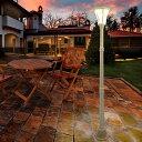 北欧風 庭園ライト ソーラータイプ 屋外対応 大型LED 電源コード不要 庭 ガーデンライト ガーデンソーラーライト 照明 屋外 ガーデニング 野外 ガーデン