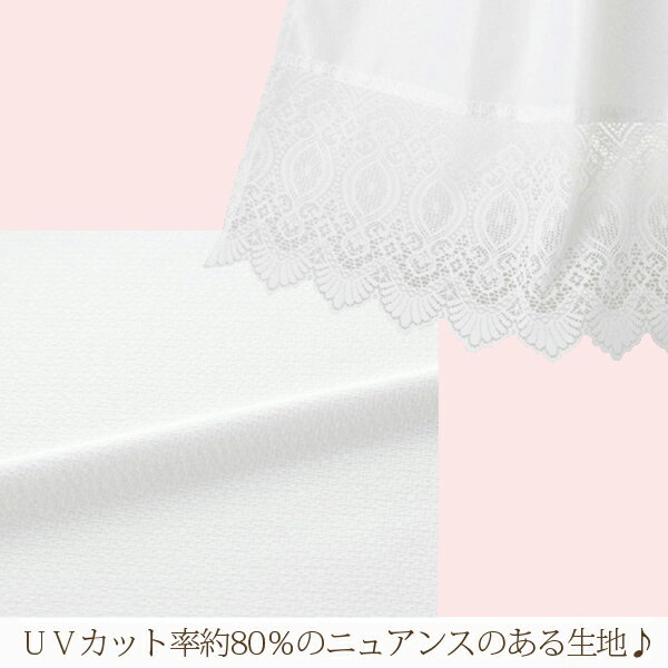 抗菌防臭多機能レースカーテンE 幅100cm×...の紹介画像3