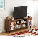 【送料無料】 奥行25cmの日本製薄型テレビ台 (幅120cm) 【大型】