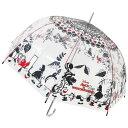【ジェイズプランニング】キャラクター 傘 ふしぎの国のアリス アリス 大人 ビニール傘 60cm (32408)