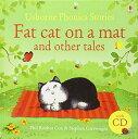 【送料無料】【Fat Cat on a Mat and Other Tales: And Other Stories (Usborne Phonics Readers)】