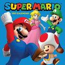 【送料無料】【Super Mario 2017 Wall Calendar】 1419720422