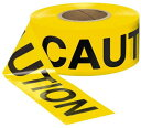 【Tape 3inx1000ft 2mil Caution by Swanson】 Tape 3inx1000ft 2mil Caution...