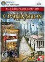 【送料無料】【CIVILIZATION IV: The Complete Edition (輸入版)】