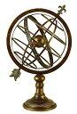 【DEC80463 Brass Armillary Sphere アンティークブラス 天球儀 Aspire社【並行輸入】】 b0051uh2b4