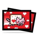 【ValentNyan Nyan Cat Small Deck Protector Sleeves】 b00jwzmcz0
