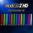 【送料無料】【ROCKSTIX 2 PRO - COLOUR CHANGE LED LIGHT UP DRUM STICKS】 b00ia04epy