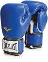 【送料無料】【Everlast 【エバーラスト】 プロスタイル ボクシンググローブ ブルー (16oz) [並行輸入品]】 b000e8vqhe