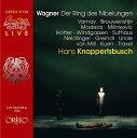 【ワーグナー : 楽劇 「ニーベルングの指環」 (全曲) (Richard Wagner : Der Ring des Nibelungen / Hans Knappertsbusch) (13CD Box) [輸入盤]】 b000archq8