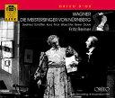 【ワーグナー:ニュルンベルクのマイスタージンガー (Wagner ; Die Meistersinger Von Nurnberg / Fritz Reiner) [4CD box]】 b000bucw7i