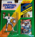 【送料無料】【Troy Aikman 1992 Starting Lineup】 b000gysu70