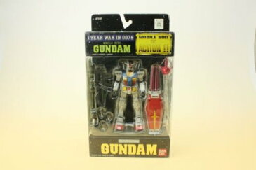 【送料無料】【MS IN ACTION !! Gundam RX-78-2】 b003435qek