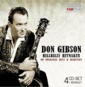 【送料無料】【D.Gibson - Hillbilly Hitmaker】 b0044dz1k8