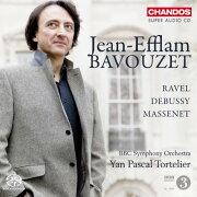【送料無料】【Plays Ravel Debussy Massenet】 b0044fezd0
