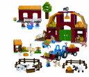 【送料無料】【子供が大好き★教育デュプロファーム(150ピース) LEGO社【並行輸入】】 b0085y3rskの画像