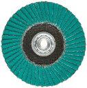 【送料無料】【3M Flap Disc 577F T29 Alumina Zirconia Dry/Wet 4 Diameter 40 Grit 3/8-24 Thread Size (Pack of 1) by 3M】 b008s38yvs