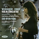 【送料無料】【Wieniawski: Violin Concerto No.1 op.14/Conus: Violin concerto o...
