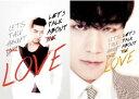 【送料無料】【スンリ(BIGBANG)2nd Mini Album - Let's Talk About Love (ランダムカバーバージョン) (韓国盤)】 b00ehai4zw