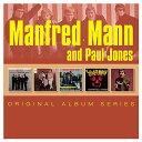 【送料無料】【Manfred Mann - Original Album Series】 b00km478p4