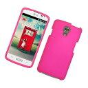 【送料無料】【Eagle Cell Snap on Rubberized Hard Protector Case Cover for LG Volt LS740 - Retail Packaging - Hot Pink by Eagle Cell】 b00iy1zgni
