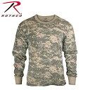 【ロスコ ロングTシャツ ACUデジタルカモ Army Digital Camo Long Sleeve T-Shirt 6385 (4XL)】 b00n9j39gq