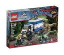 【送料無料】【レゴ ジュラシック・ワールド LEGO Jurassic World RAPTOR RAMPAGE Set #75917】 b00upb9ro4