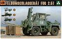 【送料無料】【TAKOM 1/35 ドイツ連邦 軍用重フォークリフト FUG 2.5t】 b00vpw4r56