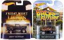 【送料無料】【Back to the Future Friday Night Lights Truck Car Set Retro Entertainment Hot Wheels 2015 Movie Edition Ford Chevy】 b011iyceyq