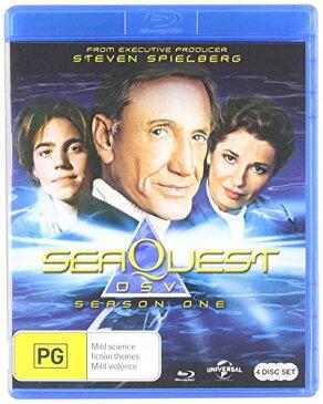 【送料無料】【Seaquest: Complete Season 1 [Blu-ray] [Import]】 b018ywj58s