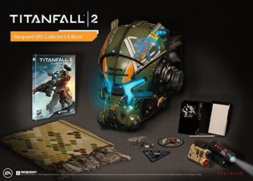 【送料無料】【Titanfall 2 - Vanguard Collector's Edition - Xbox One −Imported】 b01gw91nk8