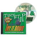 【Turn It Up & Lay It Down 3: Ro】 b0024ldcdu