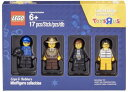 【LEGO Minifigure Collection 4 Pack - Cops and Robbers  トイザらス限定】 b01lzxt6wu