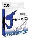 【Daiwa j-braid 4 x 65lb 300yd島ブルー】 b06ww7tf4h