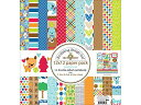 【Doodlebug Designs Puppy Love 12x12 Paper Pack by Puppy Love】 b01hfkwgls