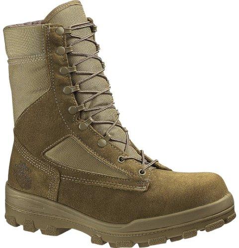 ☆春の特別企画☆エントリーで当店全品ポイント5倍!【BatesメンズUSMC Durashocks Hot Weather Military Tactical Boot カラー: グリーン】