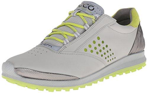 【[エコー] スニーカー Womens Golf Biom Hybrid 2 120213 01379 Concrete Caldera EU 38(24cm) 2.5E】 b00vmzwspc