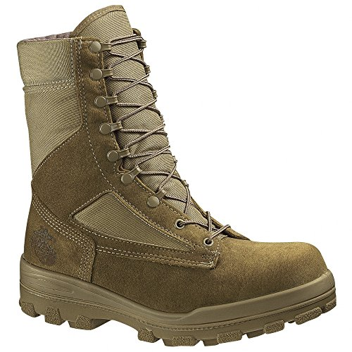 ☆春の特別企画☆エントリーで当店全品ポイント5倍!【BatesメンズUSMC Durashocks Hot Weather Military and Tactical Boot カラー: ブラウン】