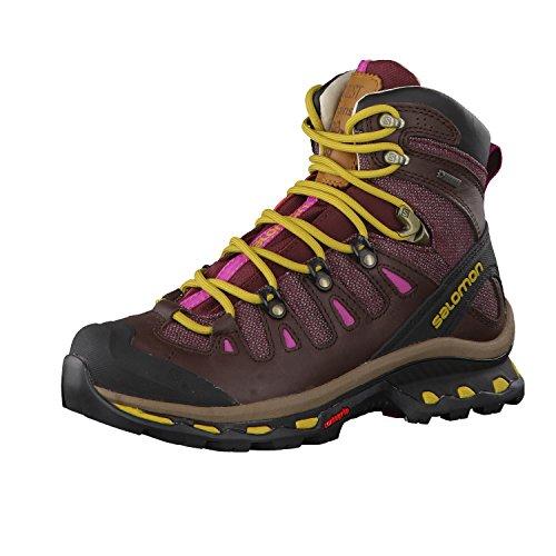 【Salomon Quest Origins 2 Gore - Tex Women 's Walking Boots ss17 US サイズ: 9.5 カラー: ブラウン】 n