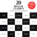 【20 Reggae Classics】 b0000011ev