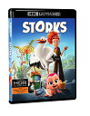 【Storks (4K Ultra HD + Blu-ray + Digital HD)】