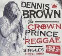 【Crown Prince of Reggae Singles (1972-1985)】 n b00440d2se