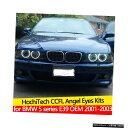 輸入カーパーツ 高品質CCFL天使の目キットウォームホワイトハローリングBMW 5シリーズE39 OEM 2001-2003悪魔の目 Hight Quality CCFL Angel Eyes Kit Warm White Halo Ring for BMW 5 series E39 OEM 2001-2003 Demon Eye