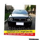 輸入カーパーツ 高品質CCFLエンジェルアイズキットウォームホワイトハローリングBMW E66 E65フェイスリフト750I 760i 750Li 760Li 2006 2007 2008悪魔の目 Hight Quality CCFL Angel Eyes Kit Warm White Halo Ring For BMW E66 E65 Facelift 750I 760i 750Li 760Li 2006 2