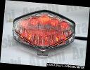 USテールライト 嵐フィットホンダCB1000R 2008 - 2013 LEDターンシグナルテールライトリアブレーキライト Arashi Fit Honda CB1000R 2008 -2013 LED Turn Signal Tail Light Rear Brake Light