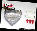 USテールライト 嵐フィットホンダCBR6 00F CBR 2012 LEDターンシグナルテールライトリアブレーキライト Arashi Fit Honda CBR6 00F CBR 2012 LED Turn Signal Tail Light Rear Brake Light