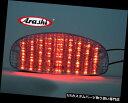 USテールライト 嵐フィットスズキGS 500E 2003-2005 LEDターンシグナルテールライトリアブレーキライト Arashi Fit SUZUKI GS 500E 2003- 2005 LED Turn Signal Tail Light Rear Brake Light