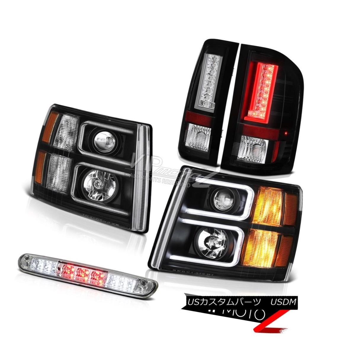 Rear Brake Tail Light Assembly For 07-15 Toyota FJ Cruiser RIGHT PASSENGER SIDE
