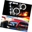 ヘッドライト Black 2009-2017 Dodge Ram CCFL Halo Projector Headlights w/Daytime DRL LED 09-17 ブラック2009-2017 Dodge Ram CCFL Haloプロジェクターヘッドライト(Daylight DRL LED付き)09-17