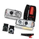 е╪е├е╔ещеде╚ 03-06 Sierra 1500 Phantom Smoke Fog Lamps SMD Tail Signal Light CCFL Headlights 03-06 Sierra 1500е╒ебеєе╚ер▒ь╠╕ещеєе╫SMDе╞б╝еые╖е░е╩еыещеде╚CCFLе╪е├е╔ещеде╚